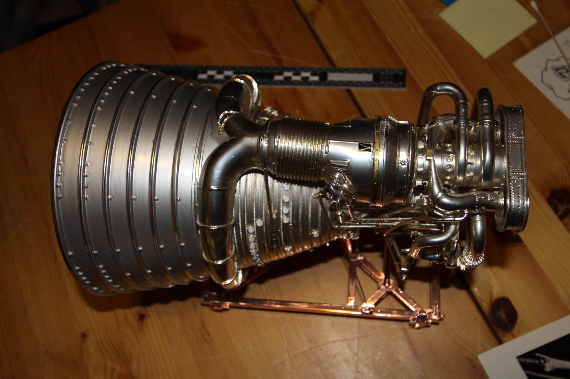 Saturn V Rocket F1 Engine Diagram, Saturn, Get Free Image ...